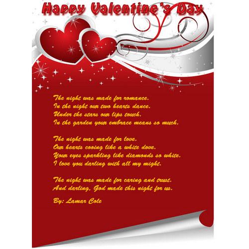 Valentine's Day | Free HTML E-Mail Templates