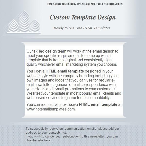 Info Z template