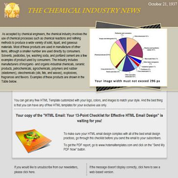 Email Template: Chemical