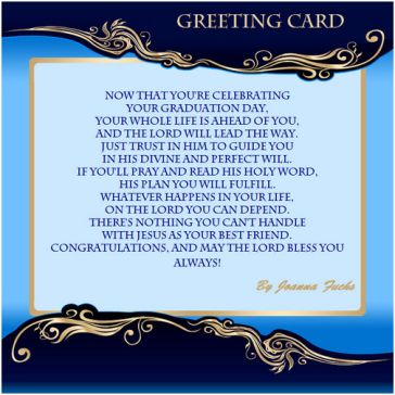 Email Template: Greeting Card