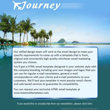 Email Template: Journey
