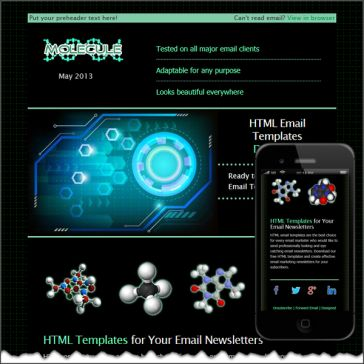 Email Template: Molecule