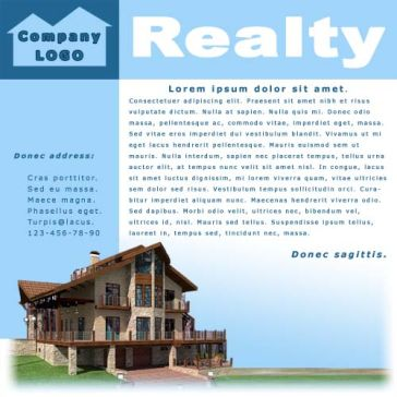Email Template: Realty