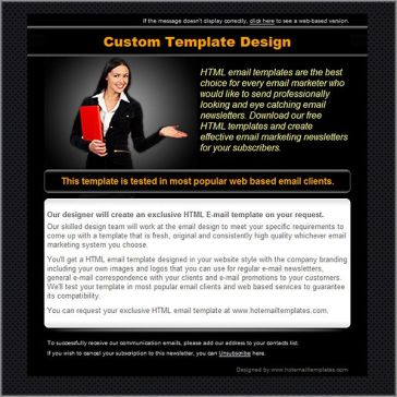 Email Template: Reviews
