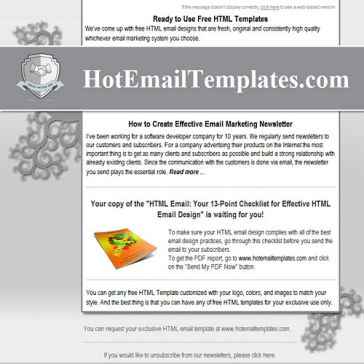 Email Template: Root