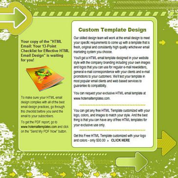 Email Template: Route