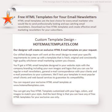 Email Template: Star News