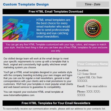 Email Template: Upwardly