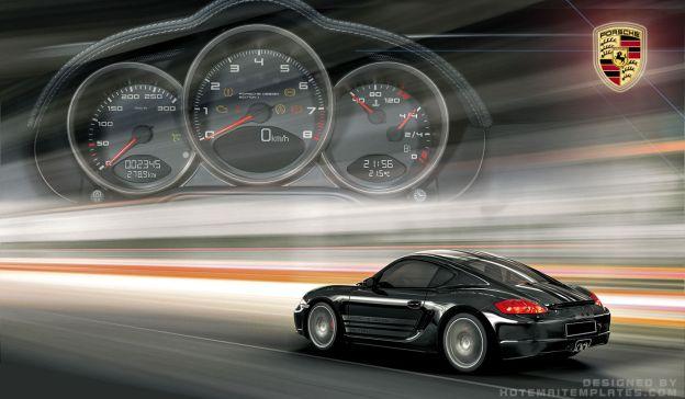 Email Template: Porsche