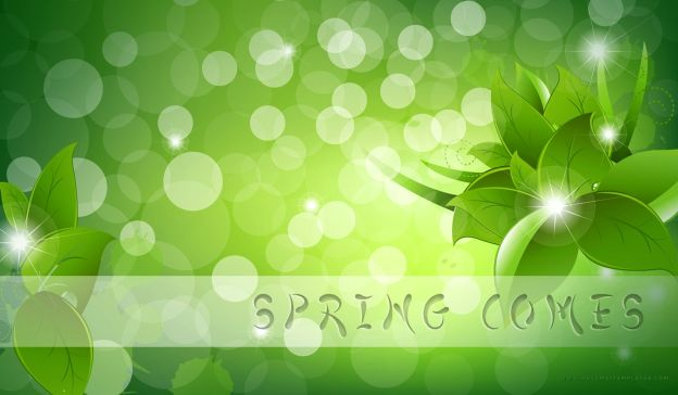 Email Template: Spring comes