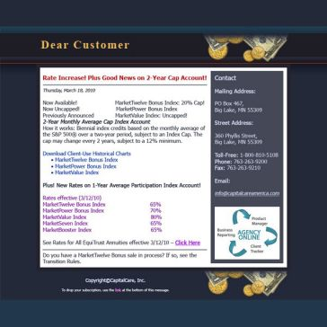 Email Template: Example 06