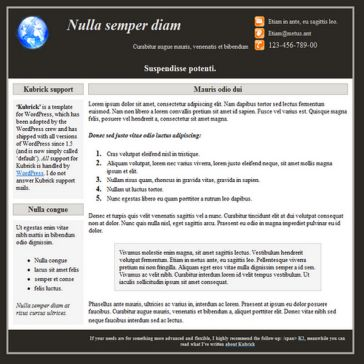 Email Template: Example 14