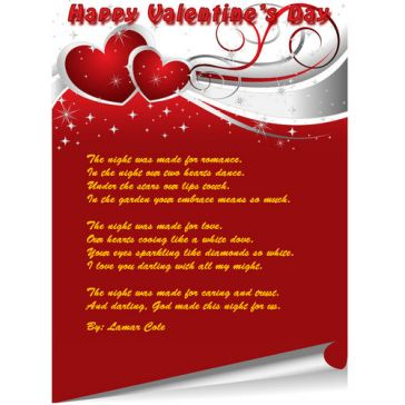 Email Template: Valentine's Day