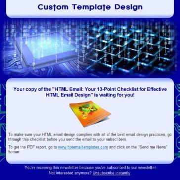 Email Template: Digitaltech