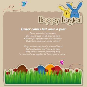 Email Template: Easter