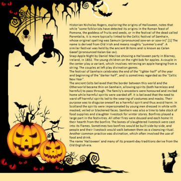 Email Template: Halloween
