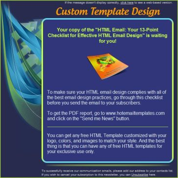 Email Template: Pathfinder