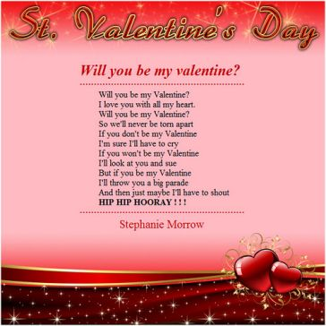 Email Template: St. Valentines