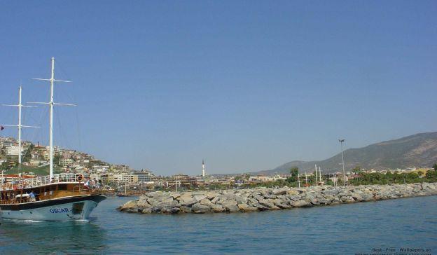 Email Template: Mediterranean Coast