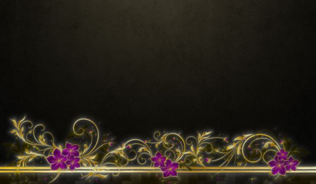 Email Template: Flowers bar