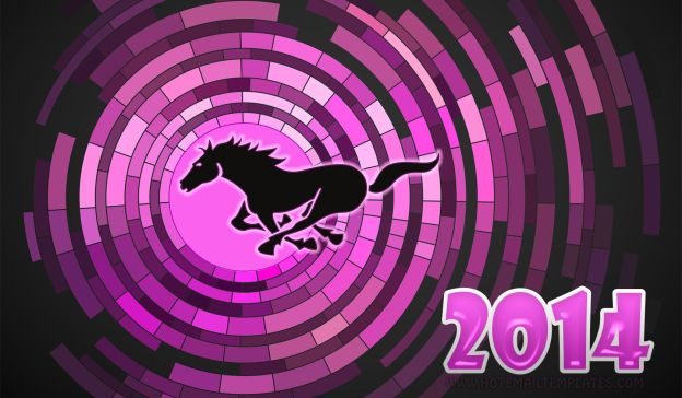 Email Template: Horse 2014